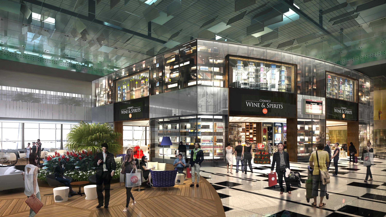 Changi Terminal 3 (Airport) - 65 Airport Boulevard (S)819663