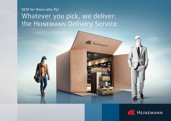 Heinemann rolls out home delivery service in Germany