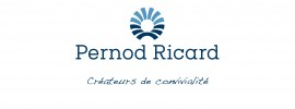 Logo Pernod Ricard Créateurs de convivialité couleur.2011