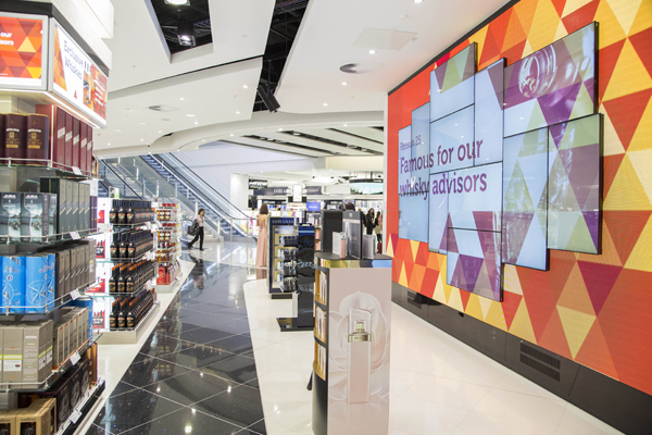 World Duty Free Goes High Tech With Sleek New Lhr T2 Store