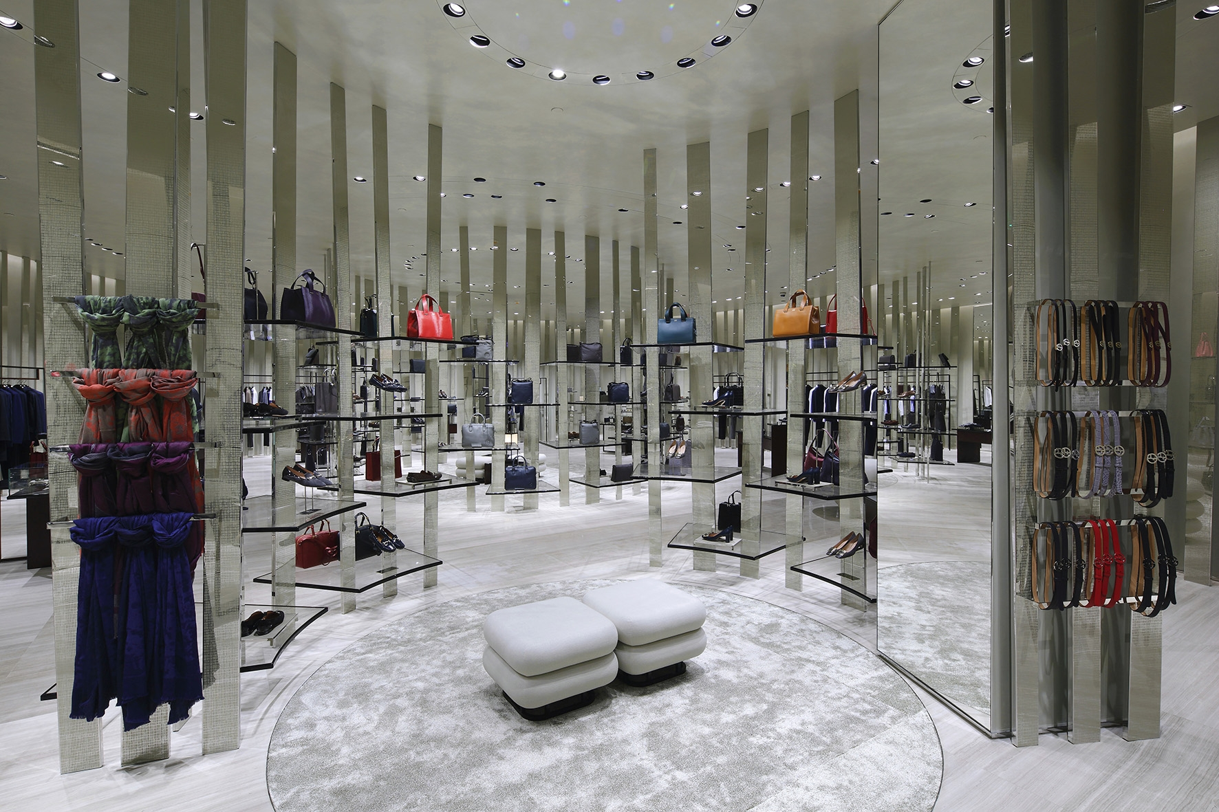 Armani announces new stores in haitang bay frontier magazine for Armadi outlet