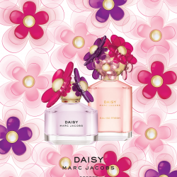 Daisy Marc Jacobs Releases Two New Fragrances
