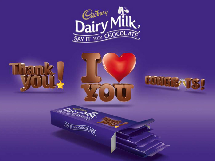 cadburys adverts For the advertising, cadbury has poster in mtr and in store display at different supermarkets the advantage of advertising is low promotional cost for the company, the interesting and beautiful poster or the in store display can attract customers attention.