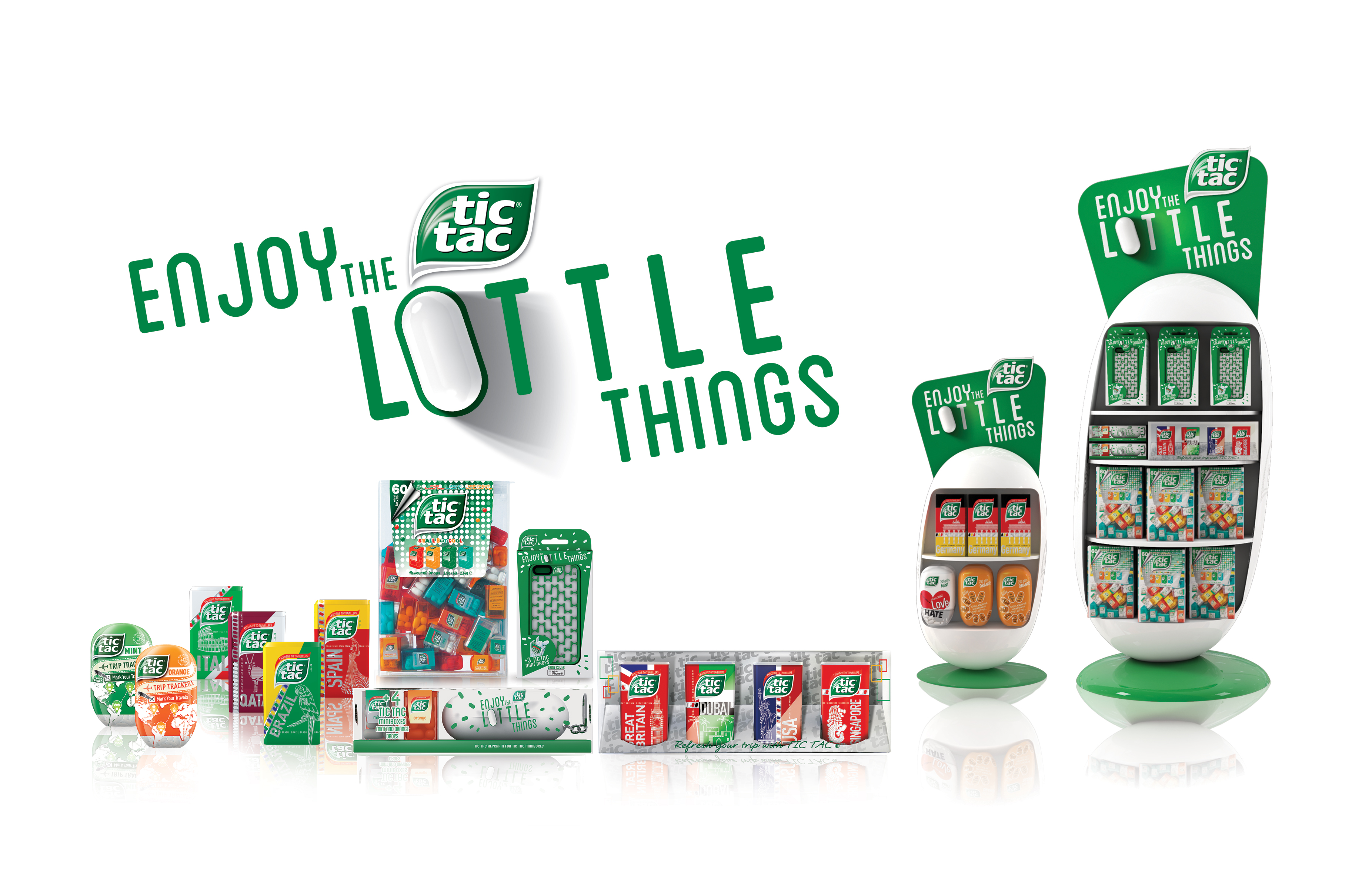 Tic Tac helps customers \'enjoy the little things\'
