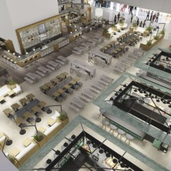 Munich Airport previews new satellite terminal