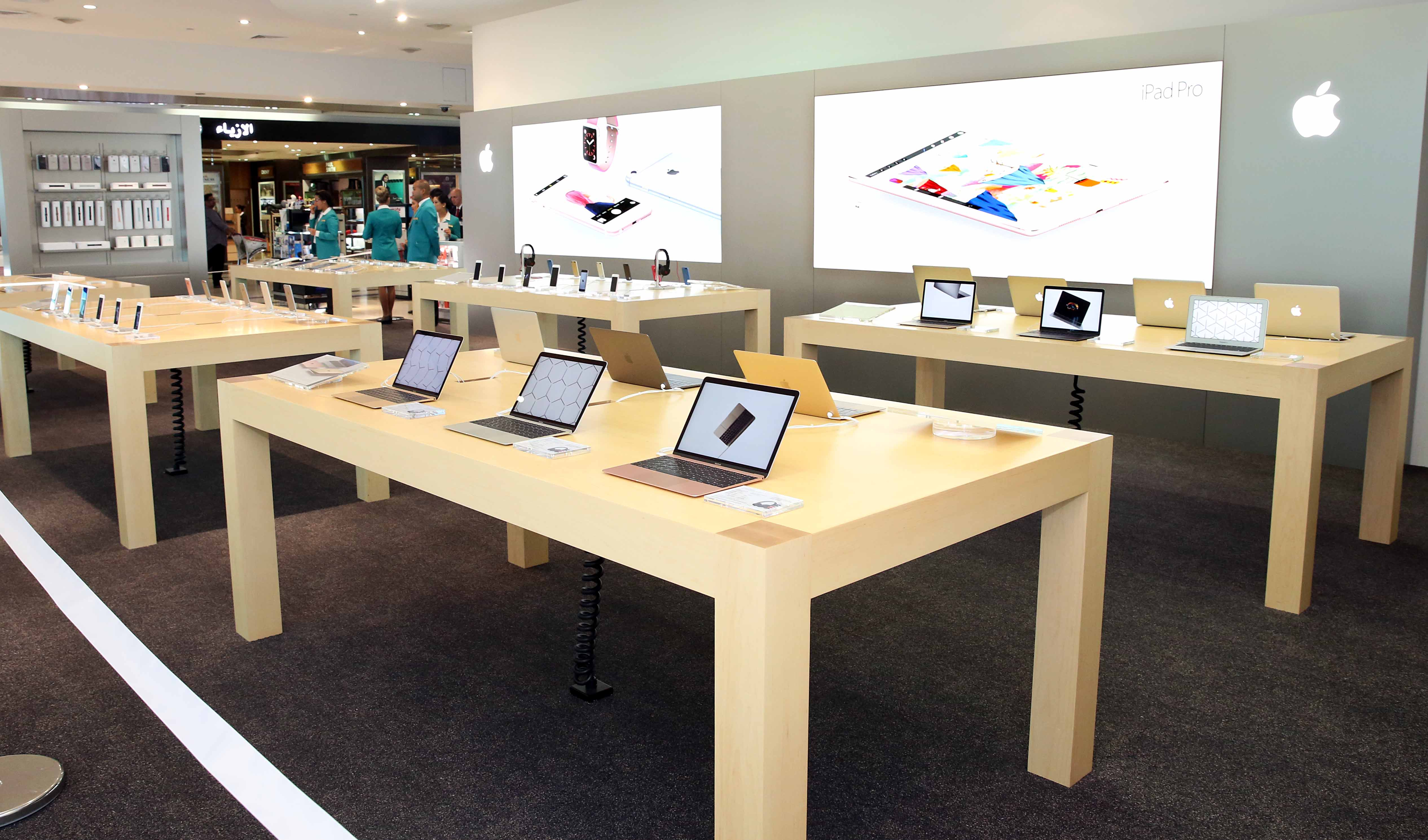 Beautiful Apple Store DDF Photo Gallery