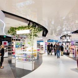 Nice unveils overhauled retail experience at T1