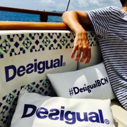 Desigual and Dufry reward shoppers with sailing experience