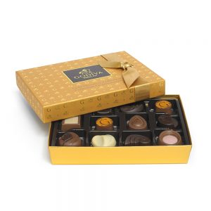 The Godiva Gold Discovery collection will also be on show at the Summit of the Americas