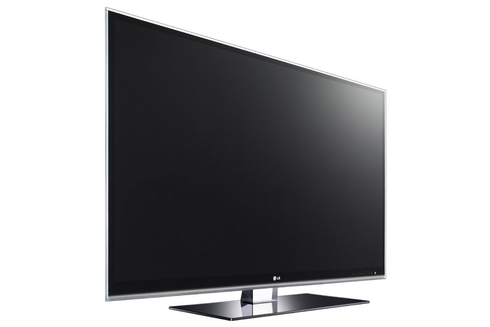 global 3d flat panel tv market