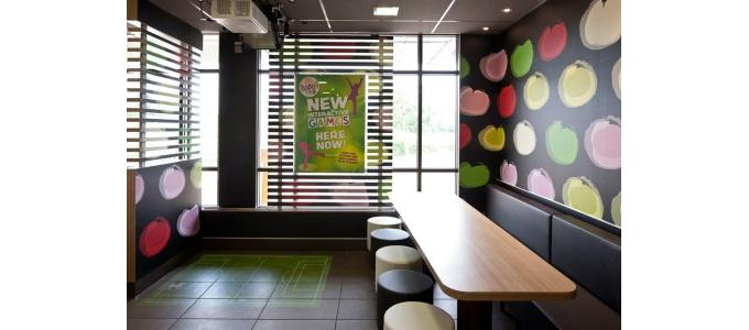 McDonald's installs gesture control into 150 restaurants