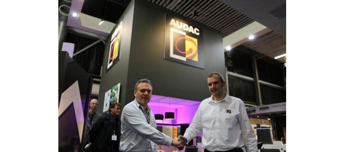 Audiologic appointed as UK distributor for Audac