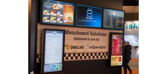 Eclipse Digital launches digital menu board updated via Excel