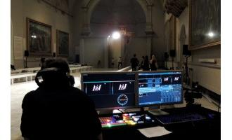 Victoria and Albert Museum invests in NewTek live streaming