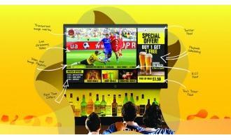 Intevi Digital Television transforms internal communications