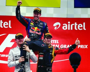 Sebastian Vettel - Winner