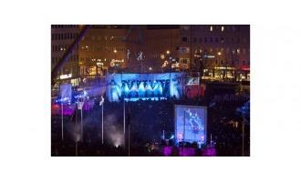 SGM G-Spots for Biathlon Opening Ceremony