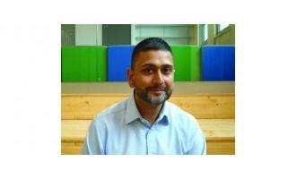 Kul Sihota, Network Manager, Mayfield School