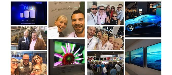 AV Magazine celebrates InfoComm social media success!