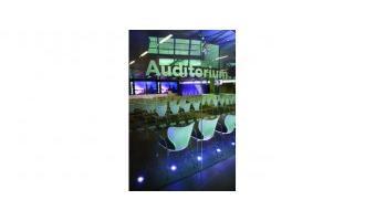 Bloomberg auditorium is an AV success story