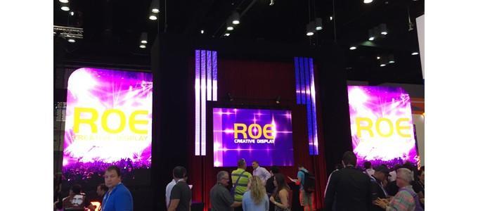 ROE reveals super LED