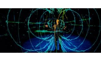 Holo-Gauze wows at World Science Festival