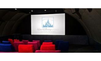 Alcons equips Disney screening room
