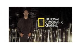 National Geographic ad uses PixelFLEX LED video screens to create futuristic environment