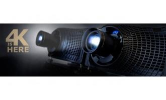 QED welcomes first 30,000 lumen 4K projectors in UK