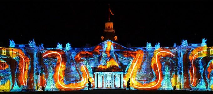Maxin10sity helps city of Karlsruhe celebrate 300 years