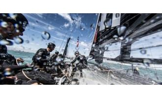 Fonix LED supplies screens and live event television during Americas Cup regatta