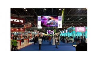 Dubai motor show makes a Smart choice for event TV