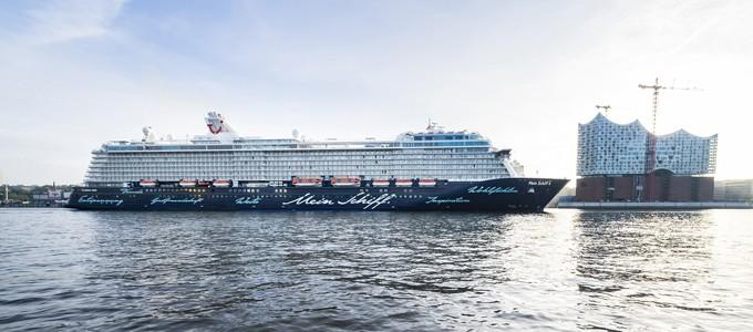 TUI Cruises equips new cruise liners with Martin Audio
