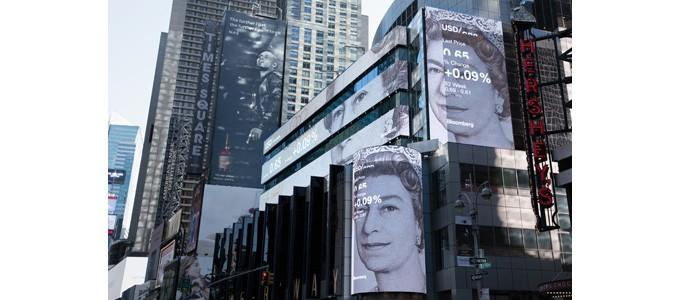 Framestore launches Morgan Stanley Times Square project