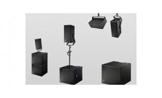 d&b audiotechnik'snew V-Series point source at PLASA