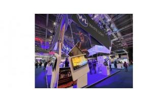 White Light on display at PLASA
