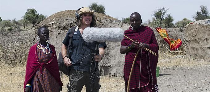 DPA captures audio ambience of Africa