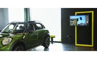 High-calibre AV collaboration at BMW showroom