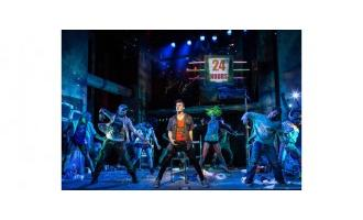 American Idiot inspires enthusiasm at PRG XL Video
