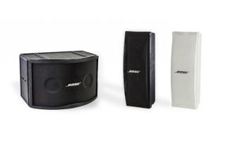 Bose updates Panaray 802 and 402 loudspeakers as Series IV
