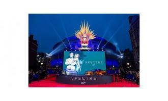 Anna Valley provides stunning AV backdrop for Bond