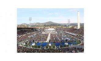 Martin Audio brings papal preaching to Florence faithful