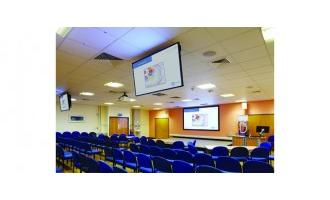 Total technology upgrade at Derby Hospital