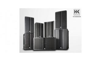 HK Audio debuts new Linear speakers for rental and installation at ISE 2016
