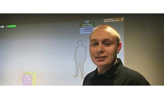 Joe Bleasdale joins d3 Technologies as Training Manager