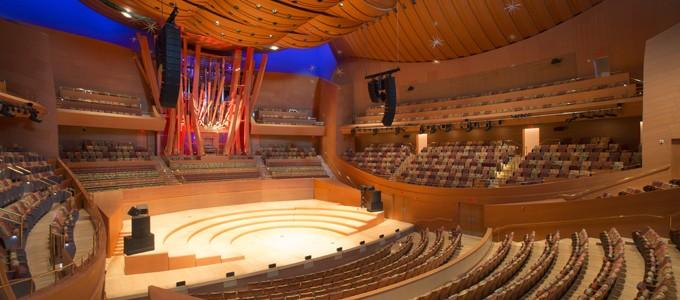 The Music Center opts for Meyer Sound for Walt Disney Concert Hall