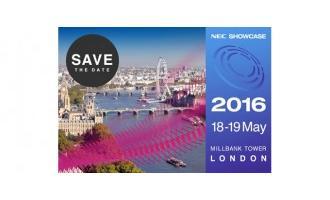 NEC industry showcase