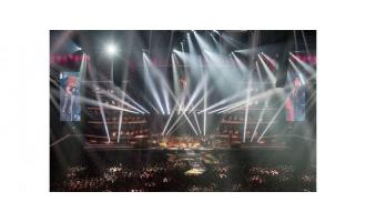 Lighting Symphonica in Rosso
