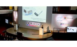 White Light supports DevWeek Conference at Central Hall Westminster