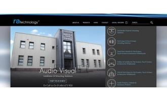 New look website for Ra technology